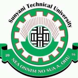 Sunyani Technical University Admission Form