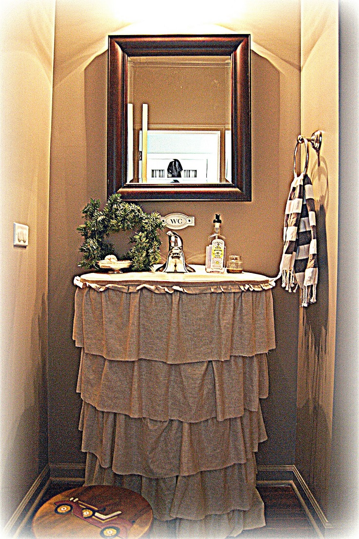 Decorative Pieces Bathroom