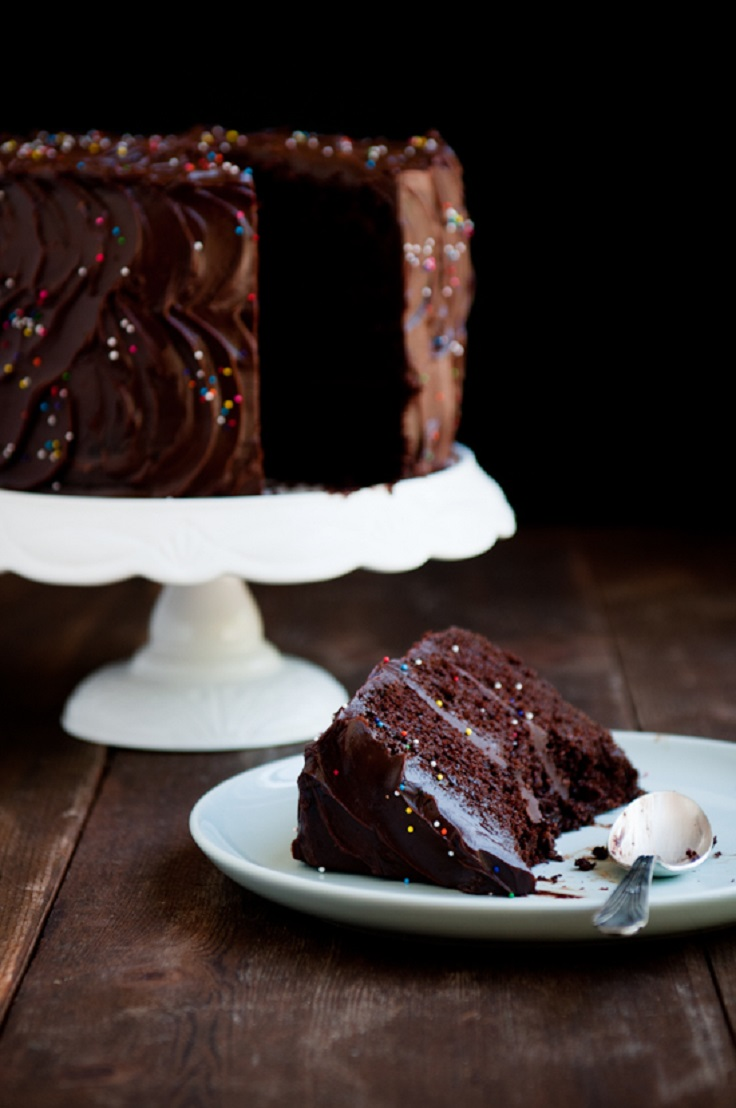 Easy Cake Recipes And Icing