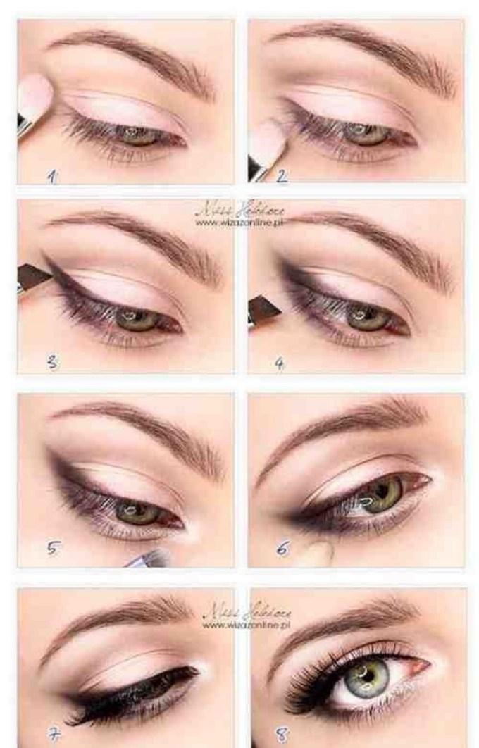 cute eyeshadow ideas for hazel eyes | beauty ideas