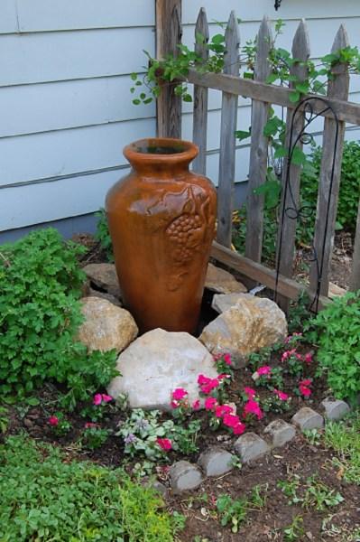 diy garden fountain ideas Top 10 Ideas How To Transform Your Backyard In Paradise