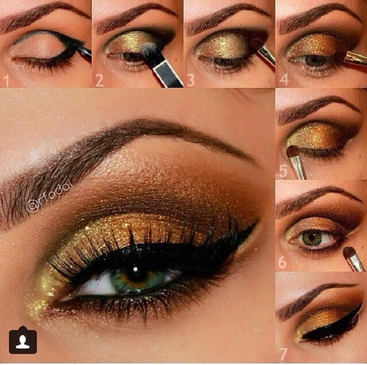 Make Bigger Your Makeup Eye Eyes Look