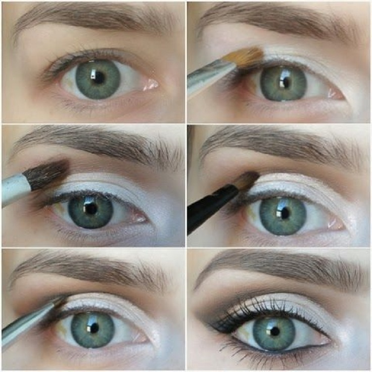 Best makeup for hooded