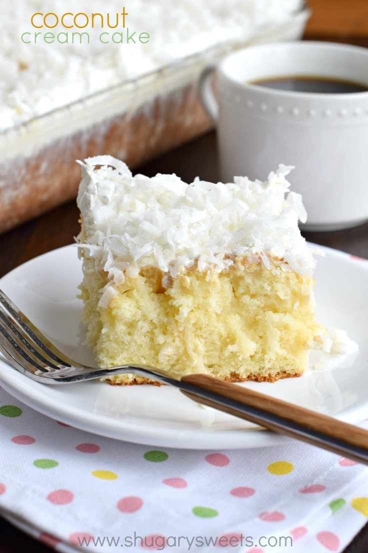 Top 10 Best Poke Cake Recipes You Would Love To Have For