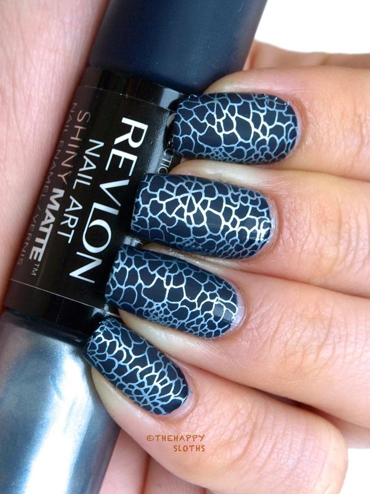 Top 10 Beautiful Matte Nail Art Ideas