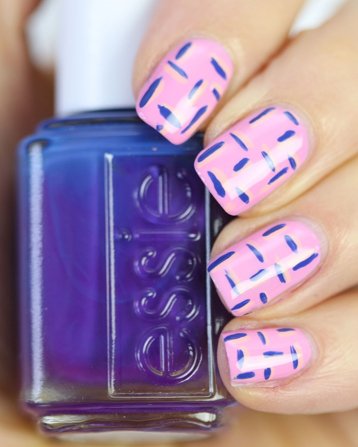 10 Top Spring Nail Art Designs - crazyforus