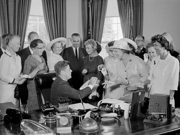 Top 10 Major Accomplishments of John F. Kennedy - Top Inspired