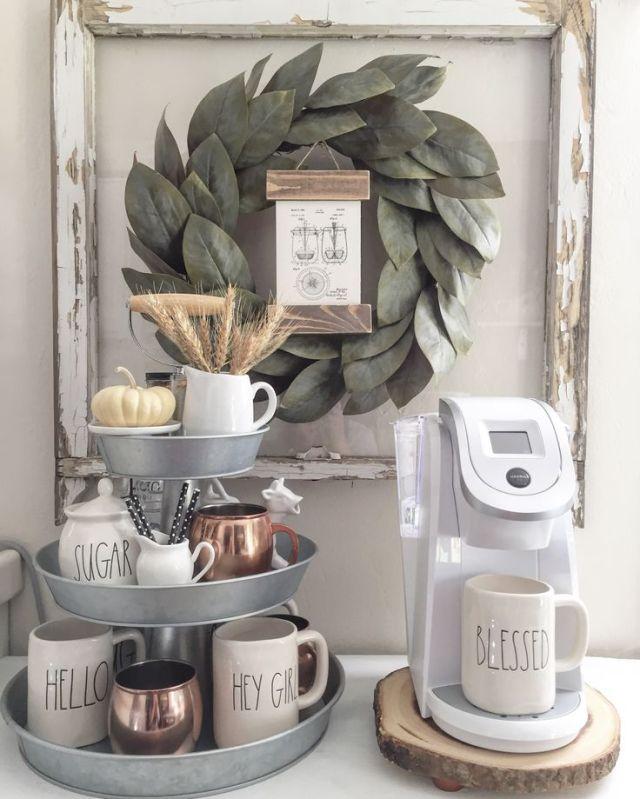 Tiny-Kahve İstasyonu