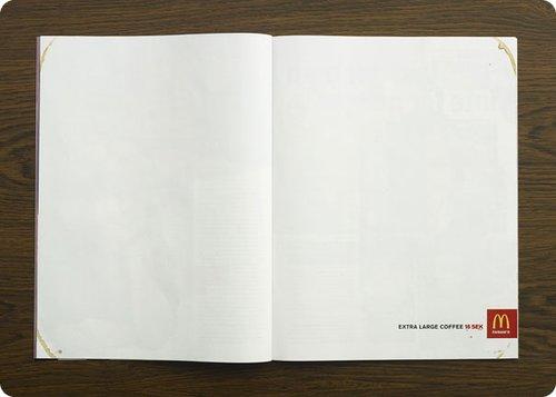 102 Top 35 des publicités de magazines originales et insolites