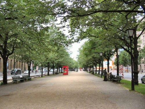 unter den linden Top 10 des avenues les plus célèbres du monde