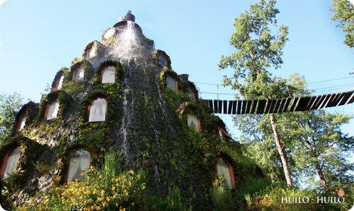 montagne2 Top 25 des hôtels les plus insolites du monde