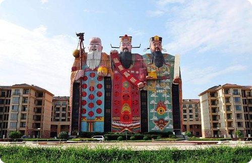 tianzi1 Top 25 des hôtels les plus insolites du monde