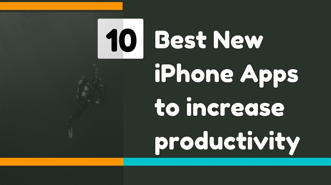 10 iOS Apps which Help in Increasing Productivity