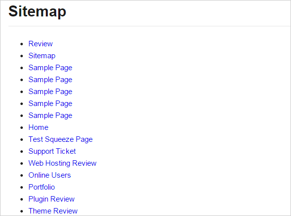 An Impressive Guide to Website Sitemap 1