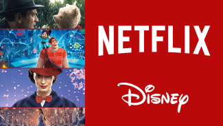 A Great Competition between Netflix and Disney