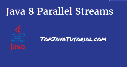 java 8 parallel stream