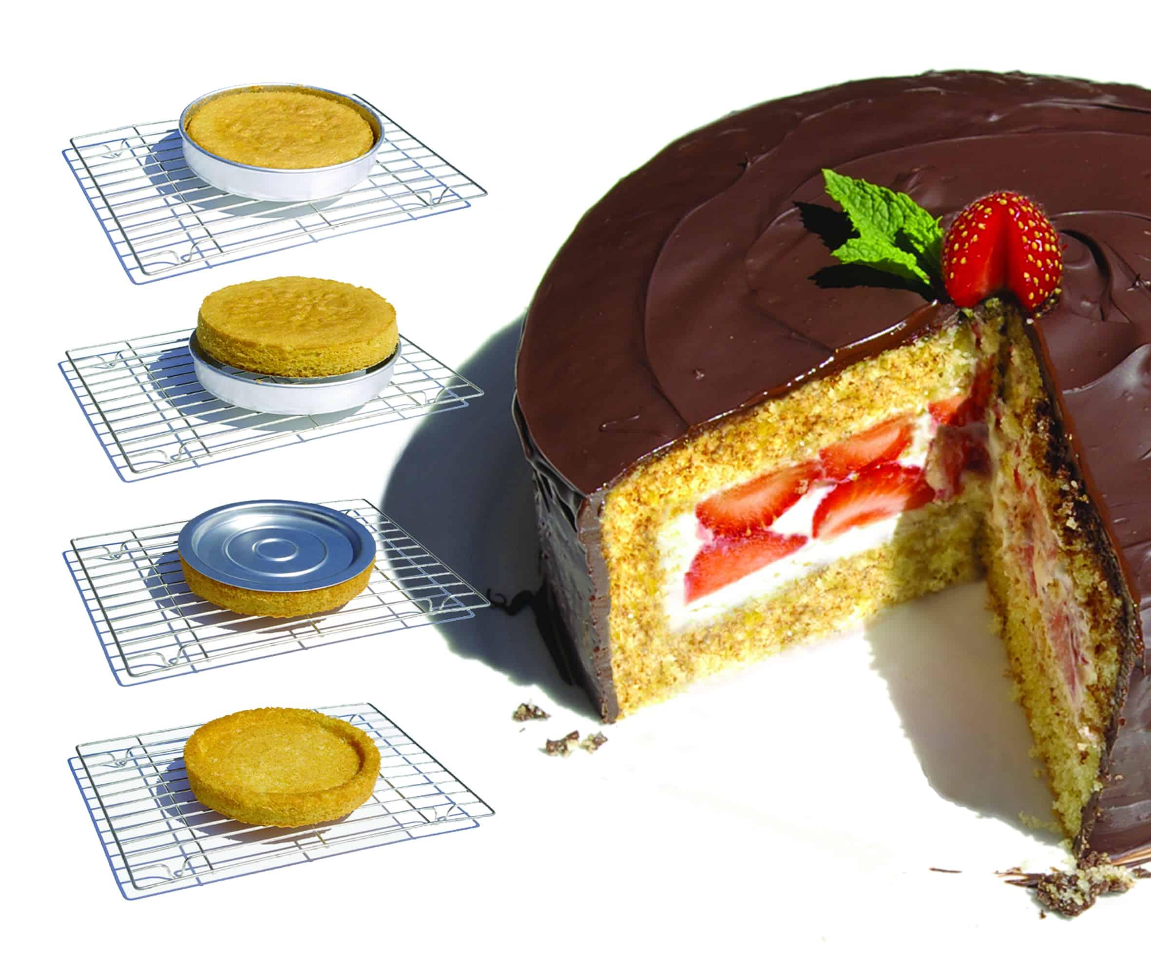 Alan Silverwood Cake Tins