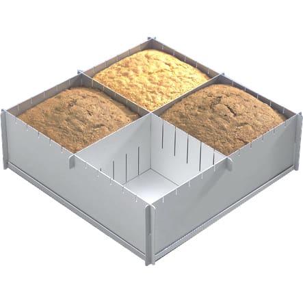 Bake like a pro! Alan Silverwood Cake Tin Review.
