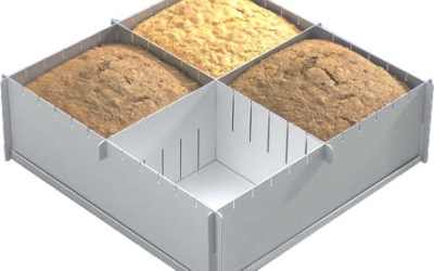 Bake like a pro! Alan Silverwood Cake Tin Review.