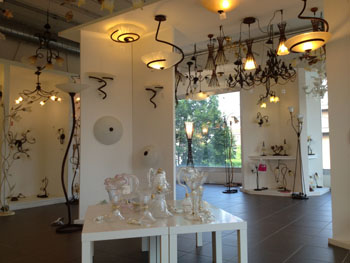 L'artistica lampadari, factory store illuminazione di paderno dugnano. Top Light Illuminazione Showroom
