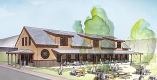 Breckenridge Brewery Concept Art