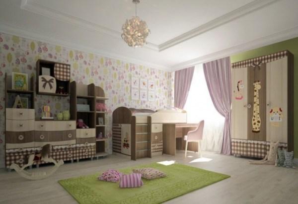 Модульная детская мебель Алиса купить в интернет-магазине ...