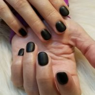 Want matte look on SNS dip powder nails? No problem!