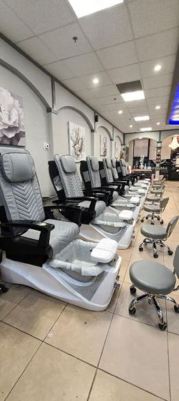 2021 Brand new pedicure chairs