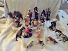 VINTAGE 21 PC NATIVITY SET HAND PAINTED  MADE IN ITALY CIRCA 1950S