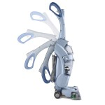 Hoover Corded Bare Floor Cleaner FH40010B side