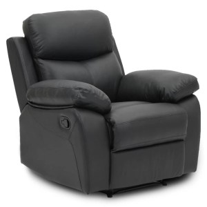 VIVA HOME Top Leather Sofa Recliner Chair