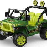 Nickelodeon Teenage Mutant Ninja Turtles, Jeep Wrangler
