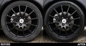 Car Guys Tire Shine Tire Dressing and Car Care Kit BNA