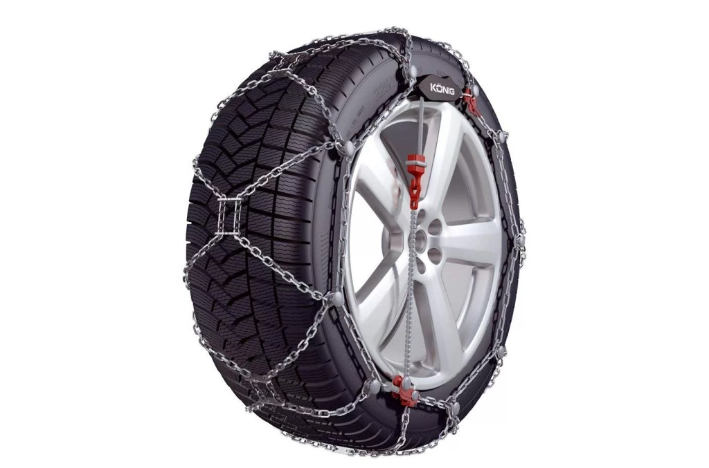 Konig XG-12 PRO 245 Snow tire chains