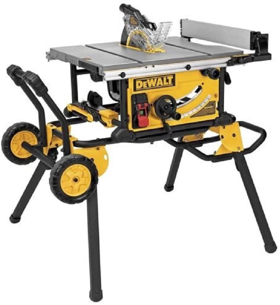 DEWALT (DWE7491RS) 10-Inch Table Saw
