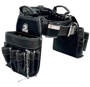 TradeGear MEDIUM 3 Electrician's Belt & Bag Combo