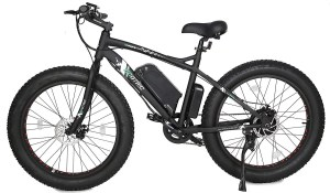 ECOTRIC Fat Tire Electric Mountain Bicycle