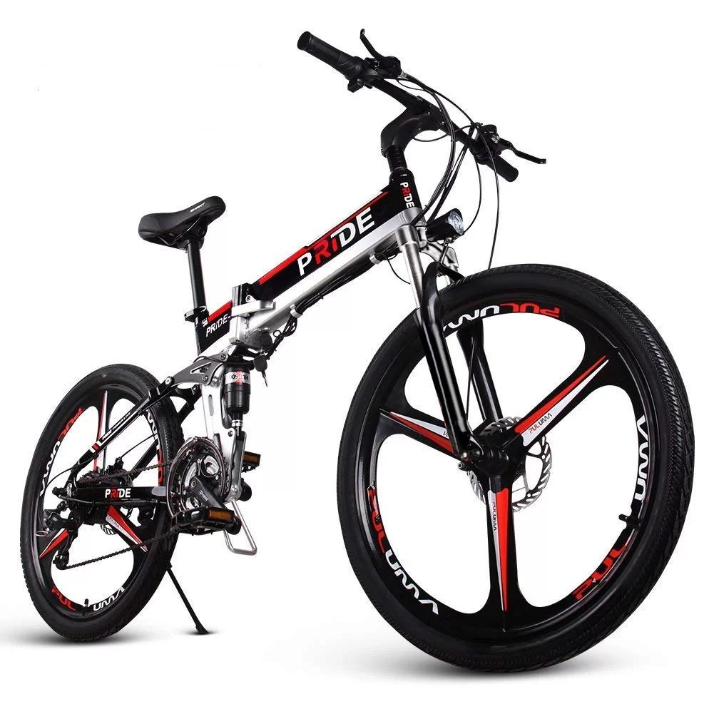 Engwe Full Suspension Folding Electric Bicycle