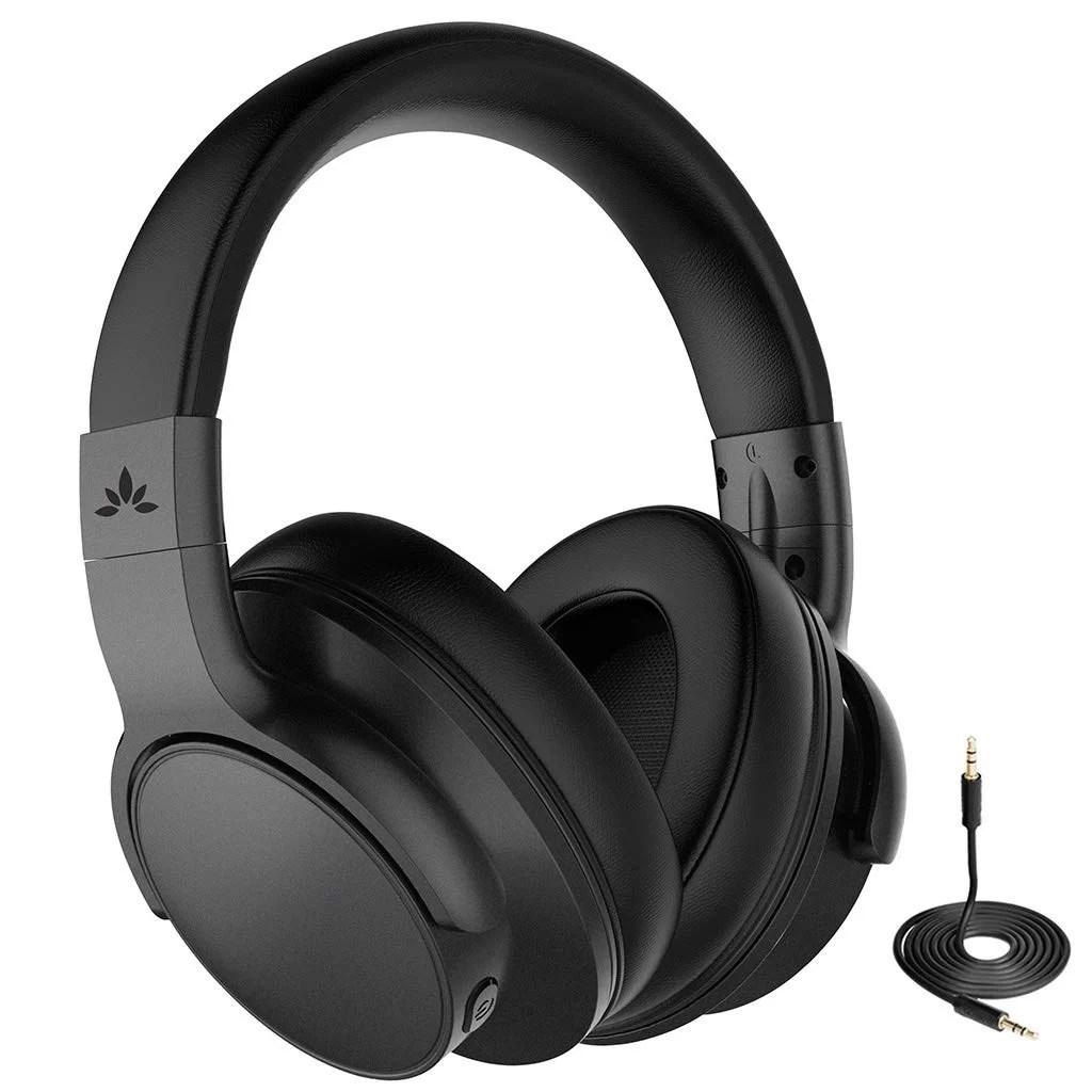 Avantree ANC031 Active Noise Cancelling Wireless Headphones