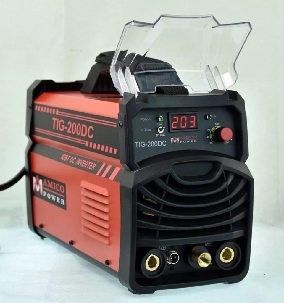 200 Amp Power TIG Welder (Amico)