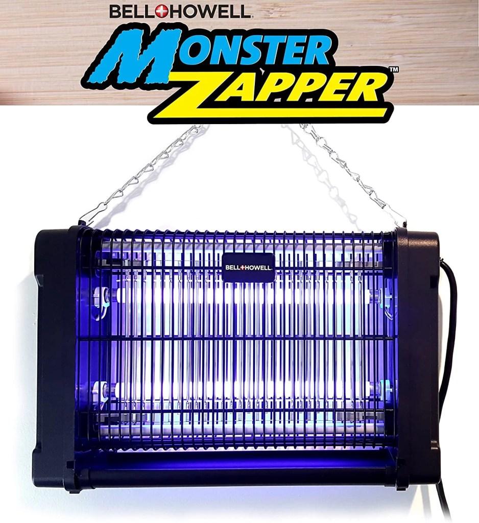 Bell + Howell Monster Zapper 2,800-Volt, 20-watts