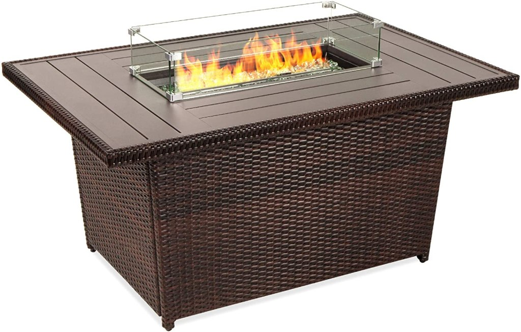 Best Choice 52-inch Firepit Table
