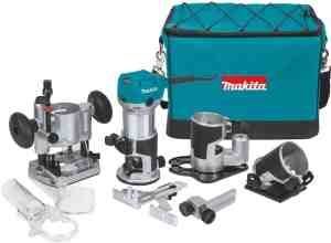 Makita RT0701CX7 Plunge router