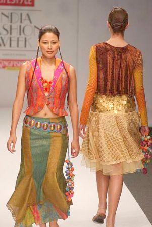 Slow start to India international fashion week | TopNews