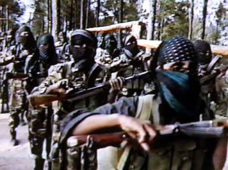 Muslim militants issue new threat to behead Red Cross worker