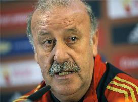 "Del Bosque: ""This is an accident, a small step back"""