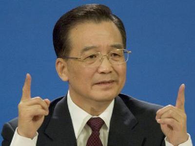 Chinese dictator Wen Jiabao