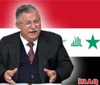 Iraqi President Jalal Talabani