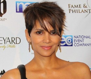 Halle Barry Hot in Africa, with Variable Coverage