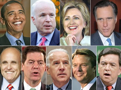 2008 Campaign